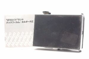 @ Ship in 24 Hrs! @ Polaroid Pack Film Holder for Mamiya RZ67 Takes Fuji FP-100C