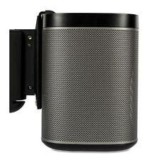 Flexson Wall Bracket for Sonos Play: 1 Wall Bracket Tilt Swivel Black