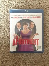 The Apartment (Blu-ray Disc) Brand New