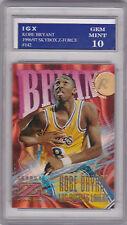 KOBE BRYANT Z-Force 1996/97 RC Basketball Los Angeles Lakers GEM MINT 10 ROOKIE!