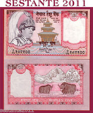 NEPAL - 5 RUPEES ND ( 2002 ) SIGN 15 - P 46 - FDS / UNC