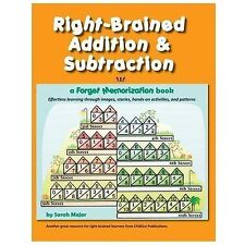 Right-Brained Addition &Subtraction From Child1st Pub. For Visual Learners