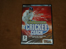 Marcus Trescothick's Cricket Coach  (PC, 2006) NEW & SEALED!