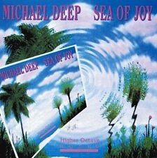 SEA OF JOY  - Michael Deep ... CD .... (with Flora Purim) ... NEW