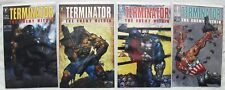 Terminator Enemy Within Comic set 1-2-3-4 Lot NM New Bisley art Bagged & Boarded