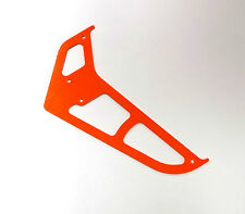 BLADE 500 HIGH VISIBILITY ORANGE G-10 ROTOR FIN XTR13032O XTREME HELI HELICOPTER