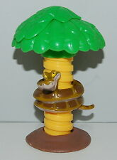 "1997 Kaa the Snake 4.5"" McDonald's Action Figure #5 Disney Jungle Book"