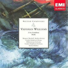 VAUGHAN WILLIAMS: A SEA SYMPHONY; HODIE (NEW CD)
