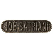 Joe Satriani - Logo - Pin