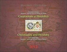 2012 Cristianesimo e araldica - Romania - folder