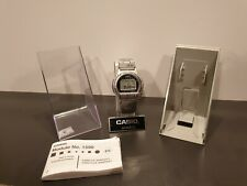 Rare Casio Vintage DB-V300 Voice Recorder LCD Digital Watch Retro Working Boxed