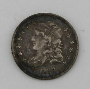 1836 Capped Bust Half Dime - Item# 1599