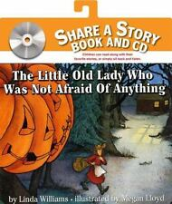 The Little Old Lady Who Was Not Afraid Of Anything Book And Cd (share A Story...