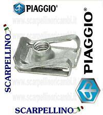 PIASTRINA ELASTICA PLASTICHE PER GILERA DNA 50 cc -PLATE- PIAGGIO 254485