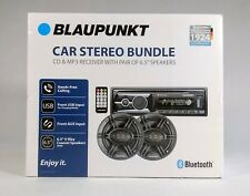 BRAND NEW- Blaupunkt Omaha206 CD & MP3 Receiver with Pair 6.5