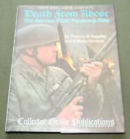 """DEATH FROM ABOVE"" GERMAN WW2 PARATROOPER AIRBORNE FG-42 RIFLE REFERENCE BOOK"