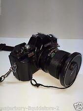 Konica TC-X 35mm FIlm Camera with Vivatar 28mm F2.5 1:2.5 Lens