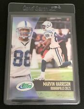 2002 eTopps #48 Marvin Harrison - Colts Football #/4000 - In Hand - FREE SHIP