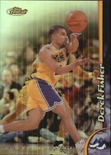1998-99 Finest No Protectors Refractors #119 Derek Fisher - NM-MT