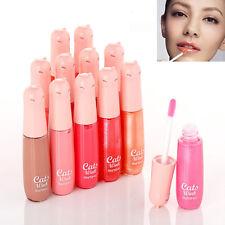 12 Colors Women Makeup Lip Gloss Waterproof Lipstick Cosmetic Beauty Lip Liquid