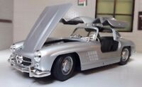 G LGB 1:24 Scale 1954 Mercedes 300SL 300 SL W198 Very Detailed Welly Diecast Car