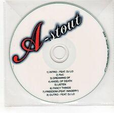 (GJ826) A-Stout, RoC - 2009 DJ CD