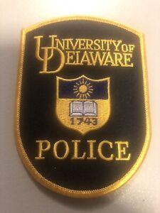 Delaware   Police -  University of Delaware  Police  DE  Police  Patch