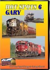 Hot Spots 6 Gary Indiana DVD NEW Highball CSX NS EJ&E Pine Amtrak 75 trains!