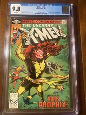 X-MEN #135 7/80 CGC 9.8 WHITE PAGES! DARK PHOENIX- EXCELLENT HIGH GRADE!