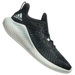 Adidas Alphabounce + Parley Women's Sports Fitness Running Shoes G28373 Black