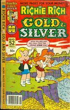 1979 Richie Rich Gold & Silver Comic Book #22
