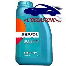 OLIO MOTORE REPSOL 5W40 ELITE TDI - 1LT