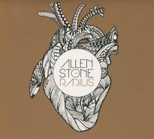 ALLEN STONE RADIUS CD NEW