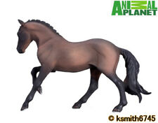Mojo Animal Planet HANOVERIAN BAY HORSE MARE solid plastic toy farm pet * NEW