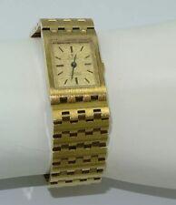 STOWA 17 Jewels Antichoc - Damenuhr / Handaufzug / Edelstahl - vergoldet