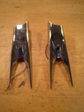 Delta NOS Twin Bicycle Tank Lights 1960's Rollfast Hawthorne Ross ? RAT ROD