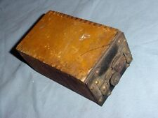 Vintage Heco Wooden Spark Plug Ignition Coil Car Truck Model T Ford