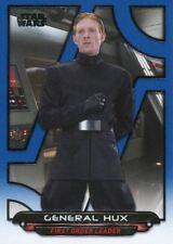 Star Wars Galactic Files Reborn Blue Parallel Base Card TFA-6 General Hux