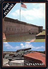 B95566 fort pulaski savannah georgia usa