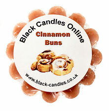 Black Candles Wax Tart Melt - Cinnamon Buns Fragrance
