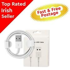 1m Genuine USB Charger Data Sync Cable Lead Apple IPhone 5 6 7 8 X XR 11Pro Pack