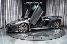 2013 Lamborghini Aventador LP700-4 Coupe MSRP $434,915+$50k in Upgrades Carbo