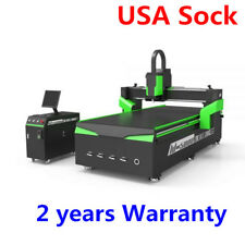 """US Stock 79"""" x 118"""" 2030 CNC Router Machine,with 7.5KW Spindle and Vacuum System"""