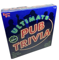 University Games Ultimate Pub Trivia Board Game Funded With Kickstarter 01379 B5
