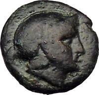 Mesembria in Thrace 350BC Rare Ancient Greek Coin Athena Minerva  i29653