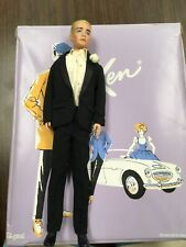 Vintage Blond Ken from Barbie Case, Doll, Clothing & Accessories lot