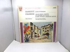 Massenetvscenes pittoresques Chabrier se marche SXLP20078 Vinilo Lp Vinilo