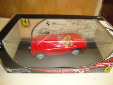 Modellini statici di auto da corsa Formula 1 Ferrari Ferrari Scala 1:18