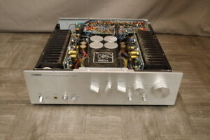 Yamaha Natural Sound Stereo Integrated Amplifier A-S2000