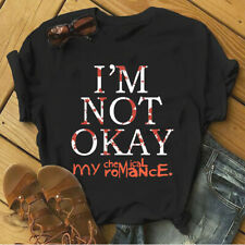 My Chemical Romance Im Not Okay T Shirt, Classic Unisex Shirt For Man And Woman